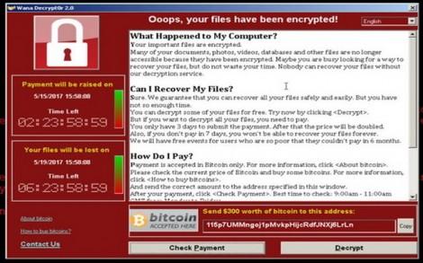 Đã có công cụ miễn phí kiểm tra mã độc Wanna Crypt