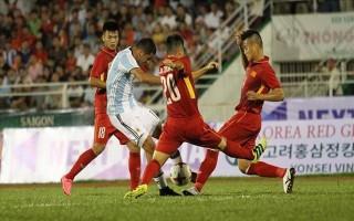 VTV tường thuật trực tiếp các trận đấu của U20 Việt Nam tại World Cup