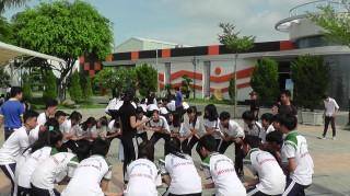 Ngày hội Thanh niên khỏe bảo vệ Tổ quốc