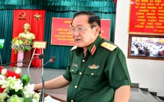 Quân khu 7- Tây Ninh: Thống nhất chủ trương chung về công tác lãnh đạo, chỉ đạo nhiệm vụ quốc phòng, quân sự địa phương