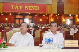 Ban Bí thư Trung ương Đảng: Sơ kết 1 năm thực hiện Chỉ thị 05 của Bộ Chính trị