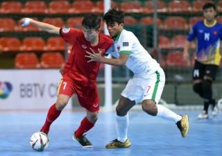 Điểm tin tối 18-5: U-20 futsal VN hòa đáng tiếc Indonesia