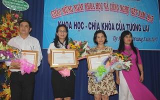 Họp mặt kỷ niệm Ngày Khoa học và Công Nghệ Việt Nam