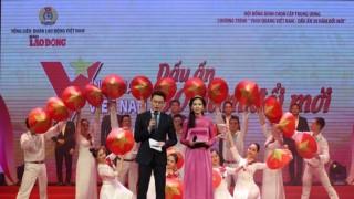 """Tôn vinh 30 tập thể, cá nhân tại Chương trình """"Vinh quang Việt Nam – Dấu ấn 30 năm đổi mới"""""""