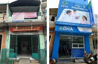 Trạm y tế hiện đại đầu tiên giữa lòng Sài Gòn