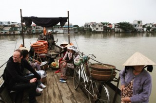 Tìm lại phố cảng Bao Vinh