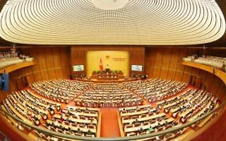Sáng nay, khai mạc Kỳ họp thứ 3, Quốc hội khóa XIV