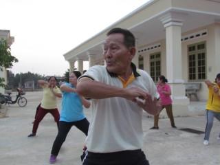 Siêng năng thể dục, lo gì bệnh tật