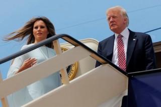 Tổng thống Mỹ lên đường thăm Israel