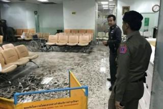 Đánh bom bệnh viện ở Bangkok, 21 người bị thương