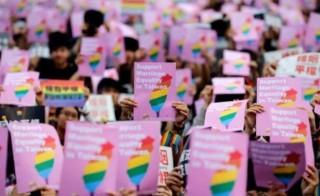 Tòa hiến pháp Đài Loan (Trung Quốc) ủng hộ hôn nhân đồng giới