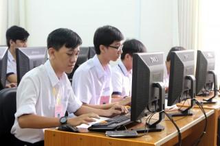 Hội thi Tin học trẻ tỉnh Tây Ninh năm 2017