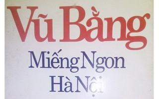 """NXB Văn học lên tiếng về sai phạm bản in """"Miếng ngon Hà Nội"""" năm 2012"""
