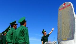Kỷ niệm 42 năm Ngày truyền thống Bộ đội biên phòng Tây Ninh