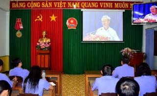 Viện KSND Tây Ninh: Triển khai chuyên đề Học tập và làm theo tư tưởng, đạo đức, phong cách Hồ Chí Minh