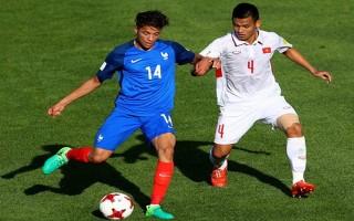 Đội phó U20 Việt Nam: 'Chúng tôi sẽ đứng dậy sau trận thua này'