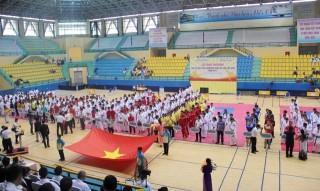 Khai mạc Giải vô địch trẻ karatedo toàn quốc năm 2017