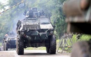 Tăng cường an ninh biên giới Philippines