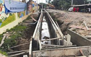 Đẩy nhanh tiến độ các dự án thoát nước