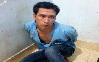 CSGT Trảng Bàng bắt đối tượng trộm xe môtô