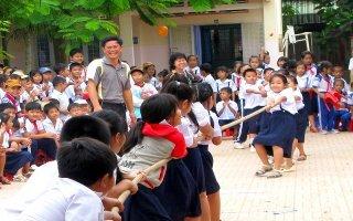 Triển khai Tháng hành động Vì trẻ em