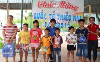 Nhiều hoạt động cho trẻ nhân ngày Quốc tế thiếu nhi