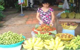 Tết Đoan Ngọ: Giá cả nhiều loại trái cây tăng mạnh