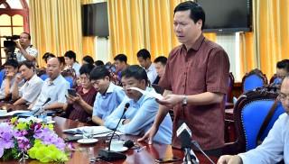 Giám đốc BV đa khoa Hòa Bình nhận trách nhiệm, xin lỗi các gia đình bệnh nhân và cộng đồng