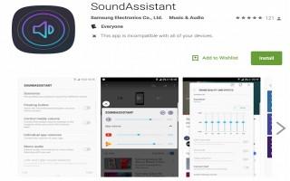 SoundAssistant - Nâng tầm đẳng cấp nghe nhạc Galaxy S8
