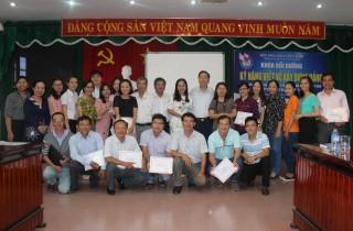 Hội Nhà báo Việt Nam: Tổ chức bồi dưỡng kỹ năng viết về xây dựng Đảng