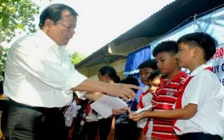 Chủ tịch UBND tỉnh gửi thư chúc mừng các cháu thiếu niên, nhi đồng nhân ngày Quốc tế thiếu nhi