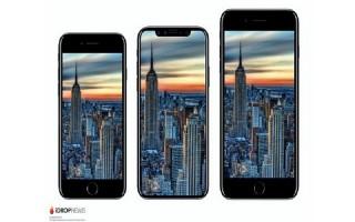 Rò rỉ kích thước của iPhone 8