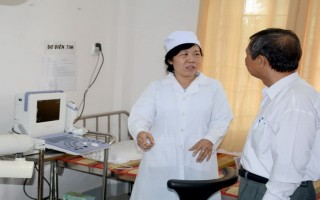 Tần suất sử dụng trang thiết bị ở trạm y tế còn thấp