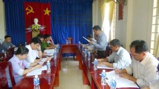 Thành phố Tây Ninh: Giám sát các bước tuyển chọn và gọi công dân nhập ngũ