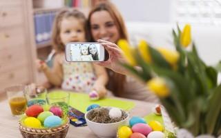 Cha mẹ có xâm phạm quyền riêng tư của con khi đăng ảnh lên mạng?