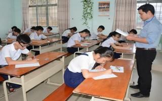 Tuyển sinh vào lớp 10: 29 thí sinh bỏ thi