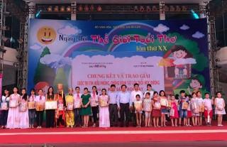 Gần ba triệu học sinh tham dự cuộc thi phòng chống bệnh tật lứa tuổi học đường