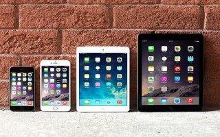 Cập nhật bảng giá iPhone và iPad tháng 6/2017