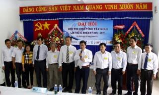 Hội Tin học Tây Ninh tiến hành Đại hội lần 3 nhiệm kỳ 2017 – 2021