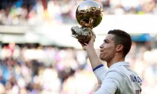 Gerrard: 'Ronaldo xứng đáng Quả Bóng Vàng thứ năm'