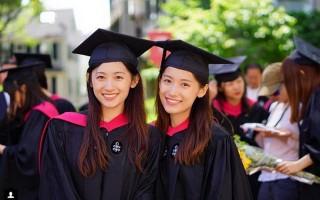 Chị em sinh đôi Trung Quốc nổi tiếng vì cùng tốt nghiệp Havard