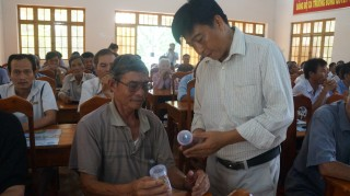 Hội thảo giới thiệu phân bón cho nông dân