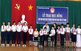 Trung ương Hội Khuyến học Việt Nam làm việc với Hội Khuyến học Tây Ninh
