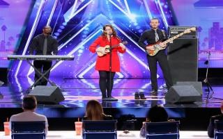 Cô gái điếc chinh phục America's Got Talent