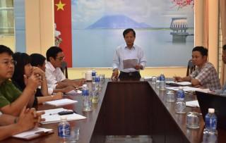 Huyện Dương Minh Châu: Họp bàn giải pháp kéo giảm tai nạn giao thông