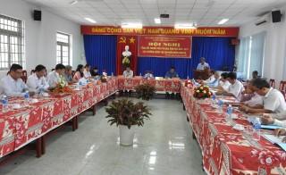 Tổng kết phong trào thi đua năm học 2016-2017 các trường Chính trị khu vực Đông Nam Bộ