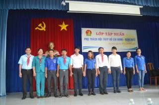 Khai giảng lớp Tập huấn Phụ trách Đội