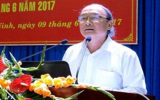 Hội nghị báo cáo viên Trung ương khu vực phía Nam