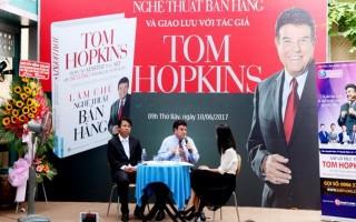 Huyền thoại bán hàng số 1 nước Mỹ đến Việt Nam