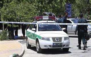 Cảnh sát Iran bắt thêm 8 nghi phạm tấn công tại Tehran